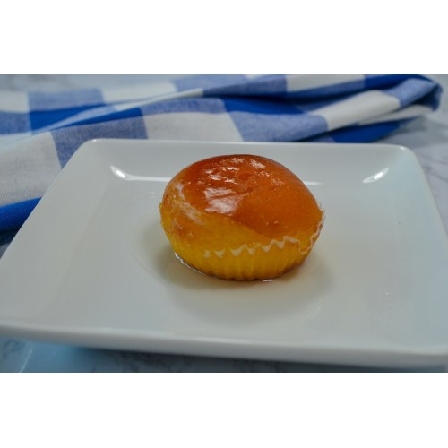 """""""Cabezotes"""" – Cake Cups Soaked in Syrup"""