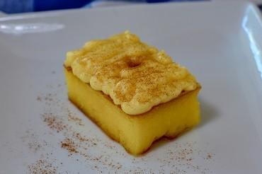 """""""Custard Cake"""" – Natilla con Panetela Borracha"""