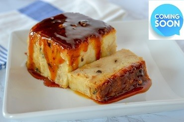 Pudding de Pan COMING SOON!